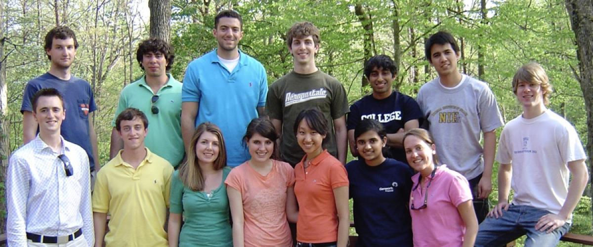Neuro majors 2008
